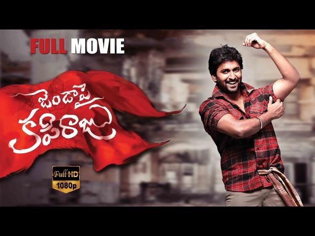Nani Latest Telugu Full Movie 2017 | Telugu Political Action Film | Amala Paul || TNF