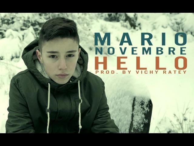 MARIO NOVEMBRE Hello Adele Cover prod by Vichy Ratey