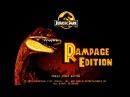 Jurassic Park: Rampage Edition. SEGA Genesis. Raptor Walkthrough