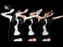'Girls' Generation' dancing to 'Breakaway basement jaxx' MIRRORED