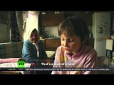 I want war to end People donate to help girl trapped in E. Ukraine conflict