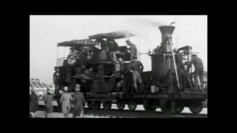 Early Locomotives: One Hundred Years of Railroad Development 1927 Eastman Kodak Company