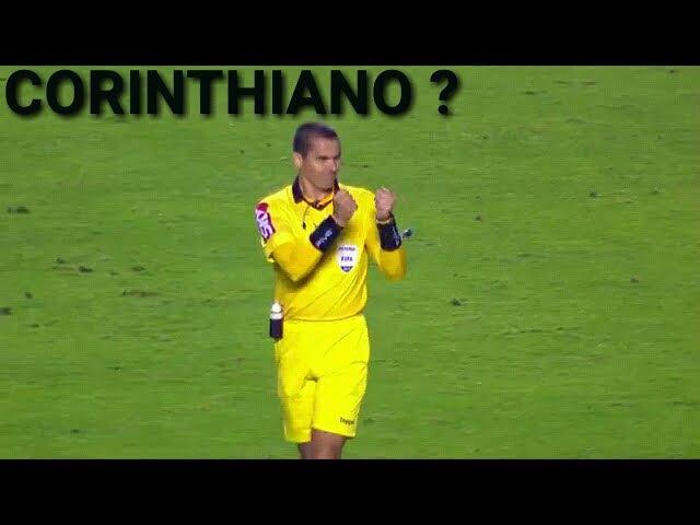 Arbitro comemora empate de São Paulo e Grêmio