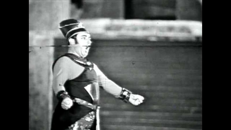Bergonzi Se quel guerrier...Celeste Aida 1966