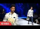Vidyut Jamwal Ramp Walk GQ Fashion Nights 2017 Van Heusen GQ Fashion Nights 2017