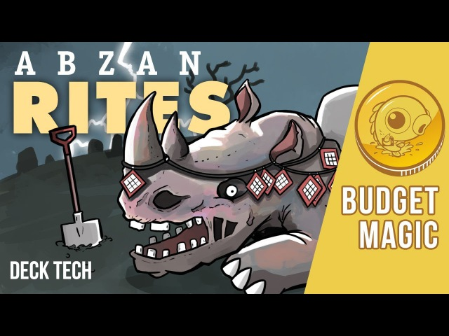 Budget Magic: $94 (48 tix) Modern Abzan Rites (Deck Tech)