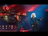 QUEEN &amp Adam Lambert - Hammer to fall - LIVE BUDAPEST 2017