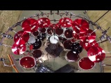 AQUILES PRIESTER - The Temple of Hate (Angra) HD Resolution
