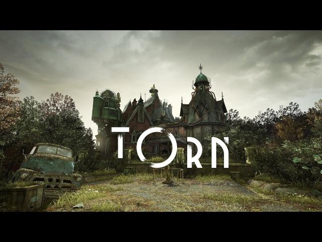 Анонсирована VR-адвенчура Torn, вдохновленная сериалами «Сумеречная зона» и «Чёрное зеркало»