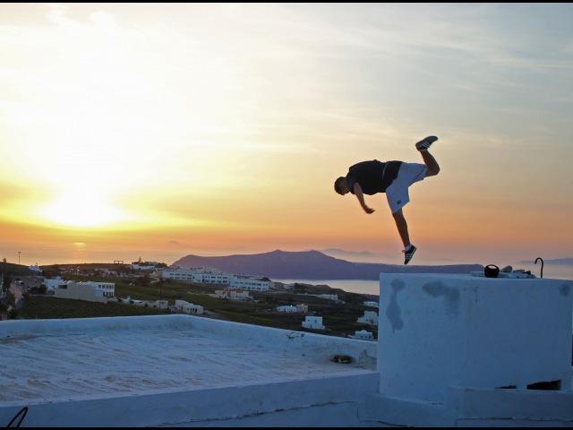 Storror in Santorini - Extras