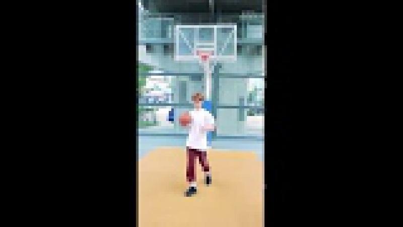 [MXMMOMENT] 덩크슛돌이⛹🏻🏀 영동이들의 여름기록🌱 (I'M THE ONE MV Shooting, It's break time)