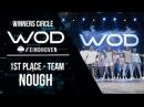 NOUGH 1st Place Team World of Dance Eindhoven Qualifier 2017 WODEIN17
