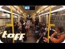 Die gefährlichste U Bahn Deutschlands U8 in Berlin taff ProSieben