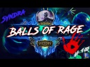 LoL Best Moments 10 Syndra Pentakills only League of legends Лига Легенд Синдра Лол Синдра 7 сезон