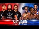 The Shield vs. The New Day - Survivor Series 2017 - Full Match
