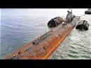 7 Самых Странных Заброшенных Подводных Лодок И Баз