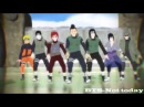 MMD x naruto BTS-Not today