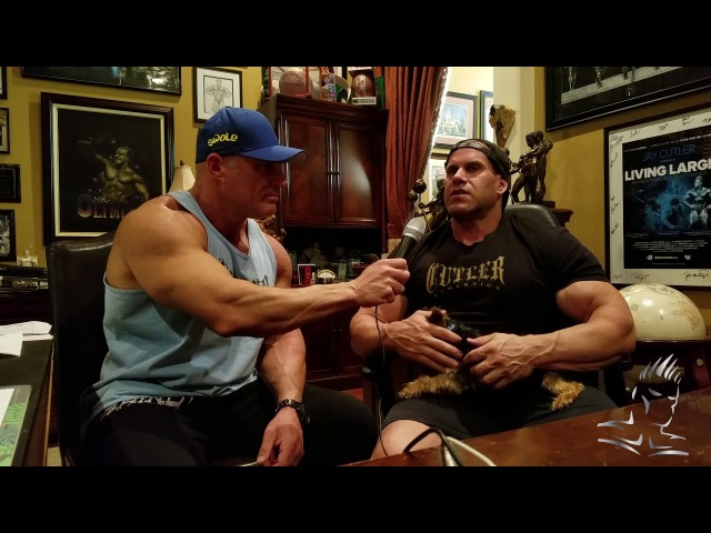 Jay and MadMax6 team up on Jay Cutler TV- Muscle Beach TV