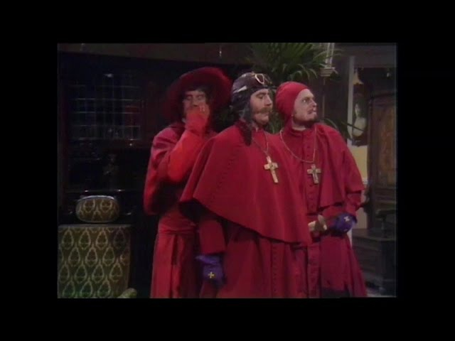 'Spanish Inquisition' Compilation - Monty Python's Flying Circus