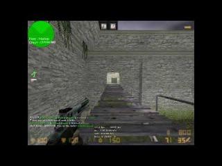 CS 1.6 skill bomja -5 knife de_aztec EB.B