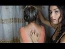 ASMR MOVIMENTOS QUE VÃO TE RELAXAR PROFUNDAMENTE   Scalp Massage Hair Play / АСМР массаж головы, расчесывание волос, расслабление
