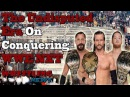 The Undisputed Era On Conquering WWE NXT, Being The Standard In Tag Team Wrestling | Wrestling News