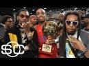 Migos' Quavo scores 19 points to win NBA All-Star Celebrity Game MVP | SportsCenter | ESPN
