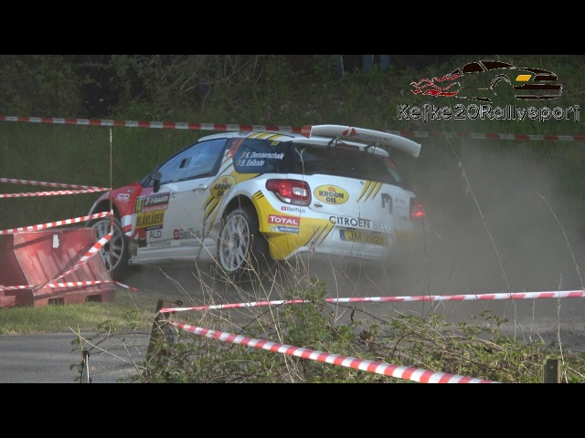 Rallye De Wallonie 2017 - Max Attack - Driving On The Limit - BRC Round 4