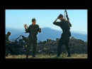 Отрывок из фильма Грозовые ворота Снайпер снял двух парнишек!