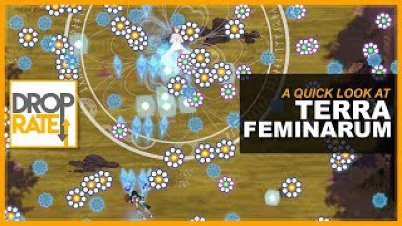 Terra Feminarum - v.01 Demo (Itch.io, Free)
