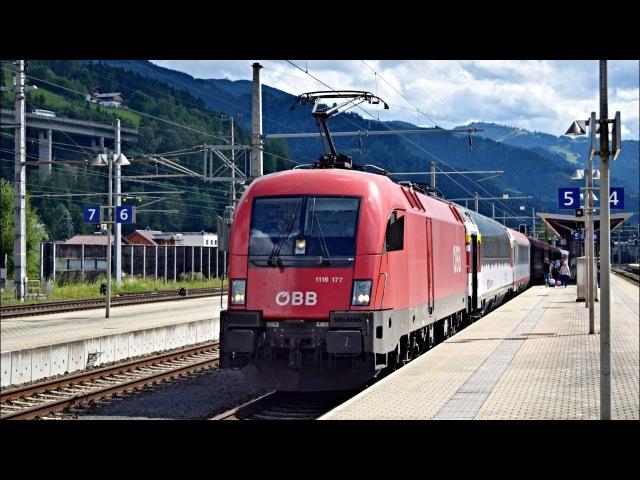 EC 163 TRANSALPIN (Zürich HB ► Graz Hbf) ● Bischofshofen