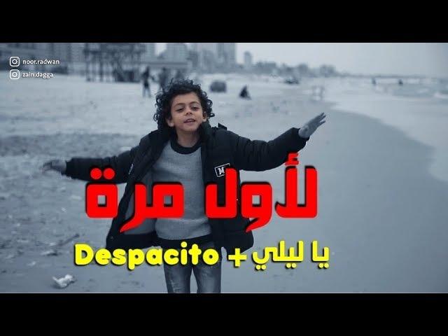 مكس أغنية يا ليلي ويا ليلة مع ديسباسيتو || Ya Lili Despacito