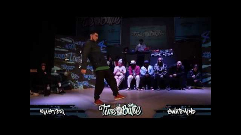 14 Hip-Hop | Ruster vs Swipemind | Time4Battle Vol.3