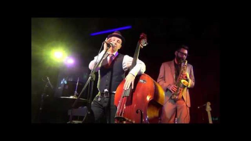 Billy's Band в клубе 16 ТОНН 14.10.2016 - Концерт-презентация