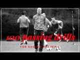 100 Best Passing Drills For Soccer Training