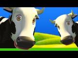 La Vaca Lola (HD) - Canciones de la Granja 2