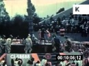 1940s Mexico, Aztec Ritual Recreation, Color Archive Footage