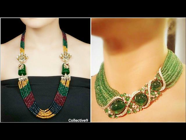Beautiful Beads Jewelry Designs Designer Necklace Designs