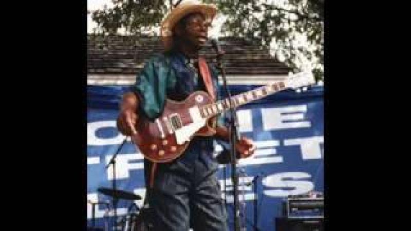 Texas Johnny Brown - Ain't No Way