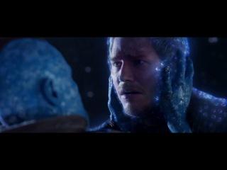 Стражи галактики 2 смерть Йонду