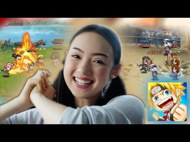 Ninja Heroes Rebirth - Jannine Weigel (พลอยชมพู)