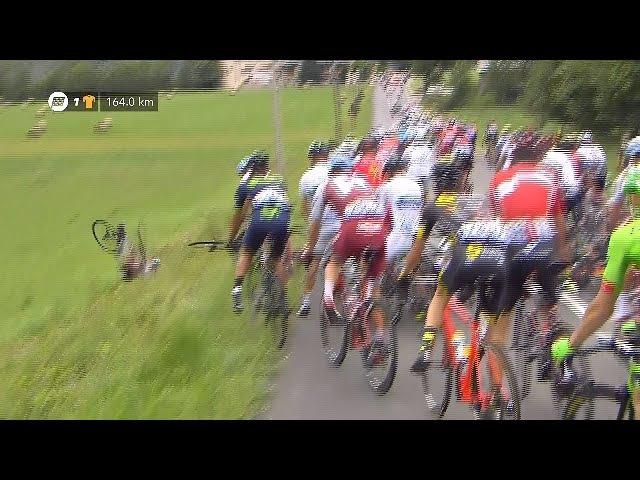159.9 KM to go - Stage 17 - Tour de France 2017