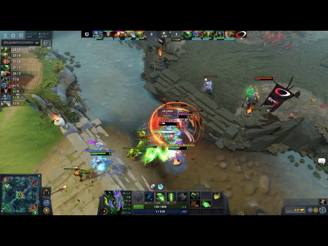 CoL vs VGJ.Storm, PWMasters Qualifiers, game 2 [Mortales, Inmate]