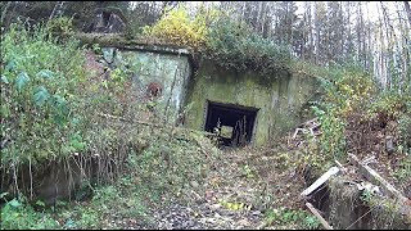 Секретный Советский бункер для ядерного оружия через 27 лет после развала союза