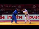 GS Ekaterinburg 2018, 66 kg, Hifumi Abe(JPN)-Isa Isaev(RUS) vk.comdzigoro_kano