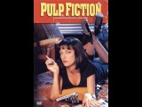 Pulp fiction smoke poster