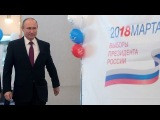 PUTIN MEETS WITH RIVAL PRESIDENTIAL CANDIDATES FOLLOWING VICTORY.