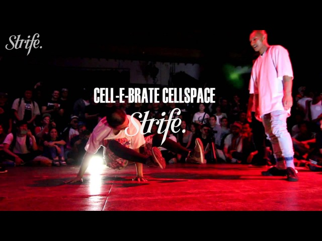 Lancer and Nasty Ray vs. Prince Ali and Marty MacFleezy | Cell-E-Brate Allstyles Finals | Strife.TV