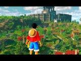One Piece World Seeker - Official Gameplay Trailer (New Open World Game 2018)
