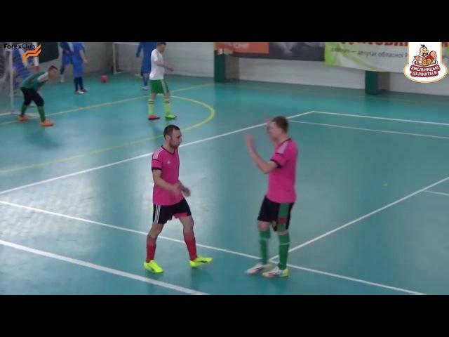 Crispus – Дантист - 43, Дивізіон 3, 14 фіналу